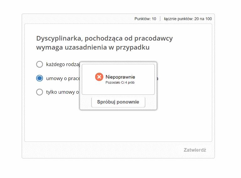 test-egzamin